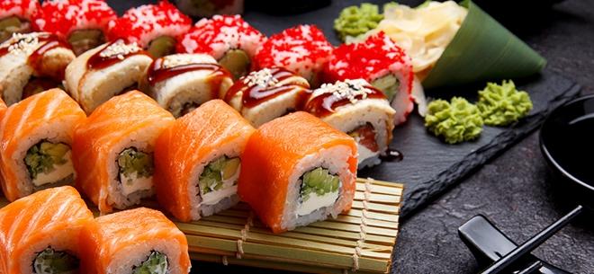 Mega sushi, 7