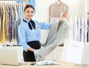 Безупречная чистота! Химчистка одежды и домашнего текстиля со скидкой 55% от сети химчисток Bellissimo!