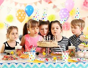 Сделайте мероприятие незабываемым! Детские праздники с фуршетом и аниматорами в ресторане Le Marche со скидкой 35%.