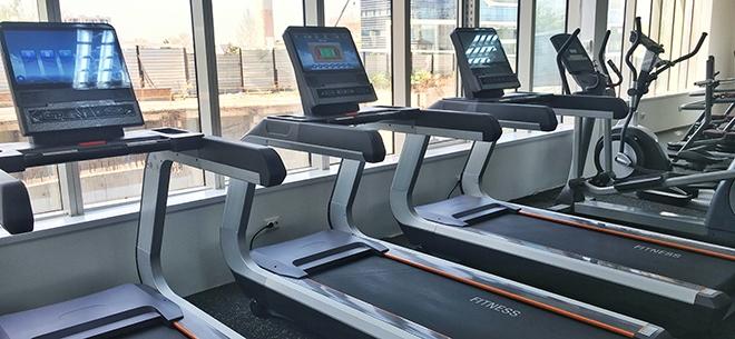 Тренажерный зал Challenge Gym, 1