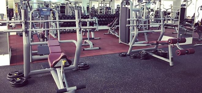 Тренажерный зал Challenge Gym, 2