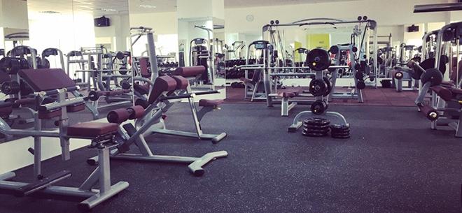 Тренажерный зал Challenge Gym, 3