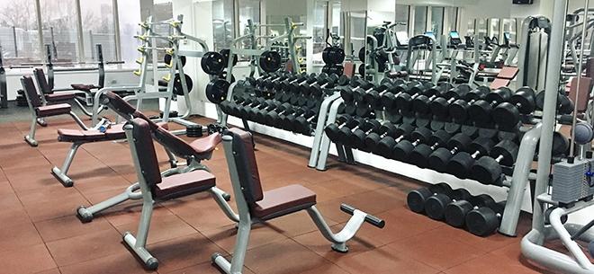 Тренажерный зал Challenge Gym, 4