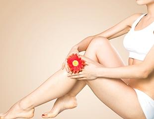 Восковая депиляция различных зон тела со скидкой до 74 % в салоне Be allure!