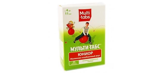 Мульти-табс Юниор® и Бифиформ®, 4