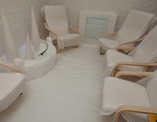Целебный климат соляной пещеры для Вашего здоровья! 1 или 10 посещений галокамеры от MDN Clinic со скидкой до 67%!