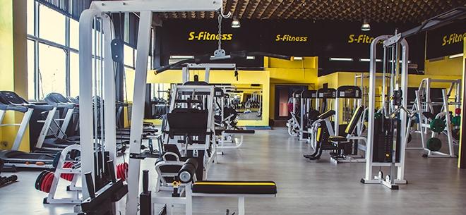 Фитнес-клуб S-Fitness, 4