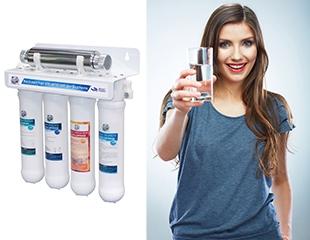 Hubert - многоступенчатые фильтры воды с ультрафильтрационными мембранами от компании Water Technology Kazakhstan! Скидка до 67%