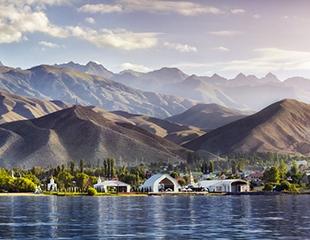 Прекрасный отдых в пансионате Ала Тоо на озере Иссык-Куль от Asia Discovery со скидкой 20%!
