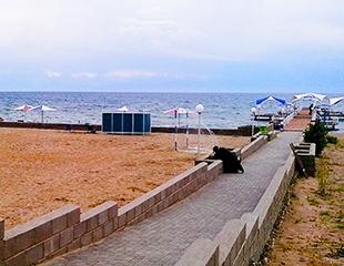 Проживание в пансионате «Дельфин» на озере Иссык-Куль от компании Spaсe Travel со скидкой 21%!