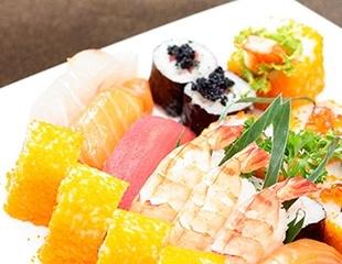 Вкусное предложение! Суши, роллы, а также все виды пиццы со скидкой до 50% от Okinava Sushi!