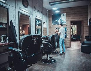 Мужские и детские стрижки, моделирование бороды и фирменное бритье со скидкой до 50% в концептуальном центре Concept Centre For You!