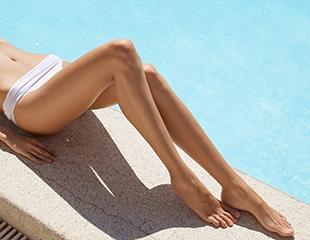 Гладкая как шелк! Шугаринг различных зон со скидкой до 77% от салона красоты Gloss