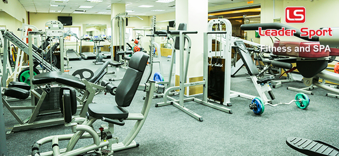 Leader Sport fitness club & SPA, 7