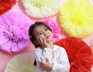 Праздник в каждом кадре! Семейная, детская и индивидуальная фотосессии со скидкой 58% в фотостудии Bambino!