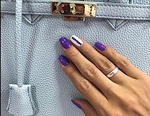 Красота на кончиках пальцев! Маникюр, педикюр с гелевым покрытием со скидкой до 54% от Айлин Beauty Club!