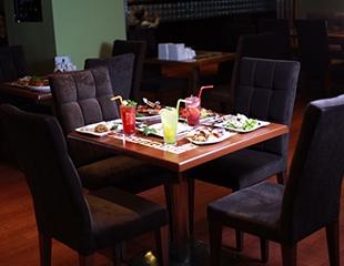 Узбекский плов, кальян, пенный напиток и другие сеты со скидкой 100% в ресто-баре SEZAM!