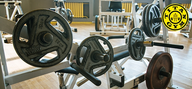 Titan Gym, 9
