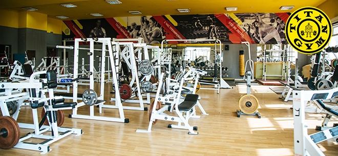Titan Gym, 6