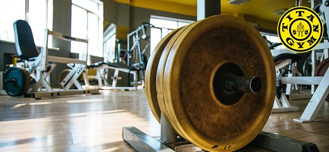 Titan Gym, 8
