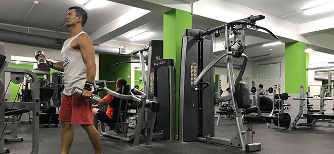 Body Fit Gym, 1