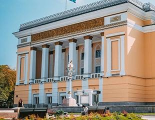 Евгений Онегин, Қыз Жібек и другие спектакли в КГАТОБ со скидкой 40%!