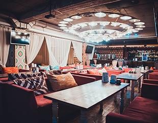 Проведи отличное время с дымными сетами и фирменными стейками в чилаут-кафе Чойхона №1 со скидкой до 65 %!