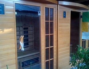 Оздоровительные бани на компанию до 10 человек со скидкой до 62% в новом SPA-центре My Club!