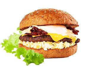 Подкрепись перед сеансом! Все виды бургеров и сэндвичей со скидкой 50% в Best BURGERS Quality в ТРЦ Mega