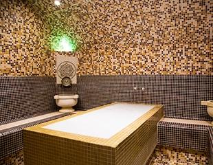 Позвольте себе расслабиться! Посещение финской сауны и турецкого хамама со скидкой 50% в Platinum Salon Spa Fitness!
