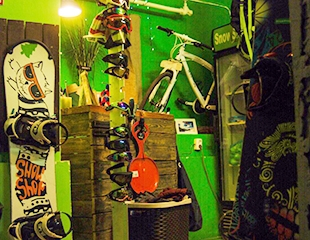Прокат горнолыжного оборудованиясо скидкой до 52% от магазина SnowShop!