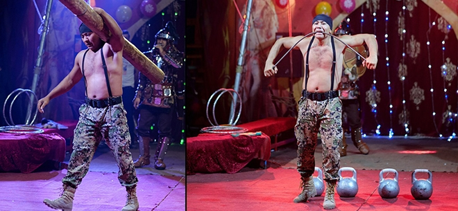 Цирк Шапито, 4