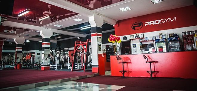 Pro Gym, 9