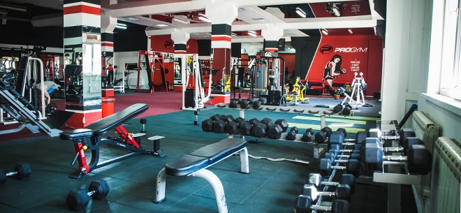 Pro Gym, 1
