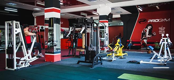 Pro Gym, 4