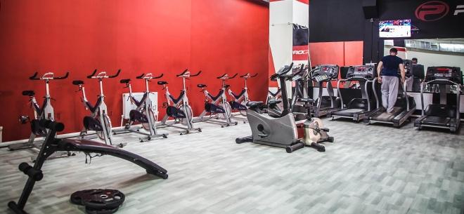Pro Gym, 5