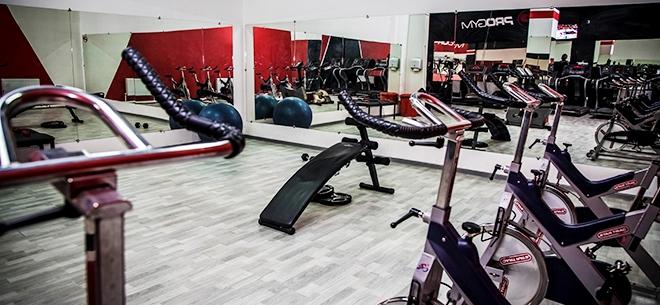 Pro Gym, 8