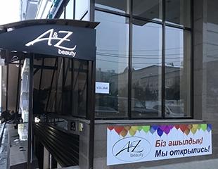 Маникюр и педикюр с гелевым покрытием со скидкой до 62% в салоне красоты A&Z!