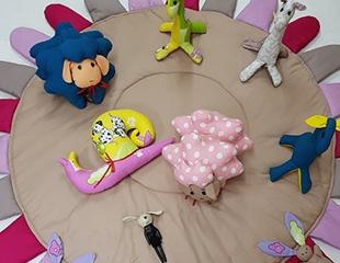 Игрушки, текстиль и постельное белье казахстанского производителя со скидкой 30% от компании CHOCOTRADE!