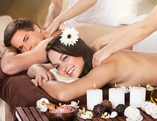 Райские SPA-программы для двоих: «Шоколадный рай», «Кофейный рай», «Медовый рай» и другие со скидкой 50% в центре красоты AURA SPA!