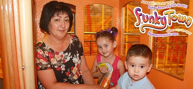 Shymkent Plaza, 10