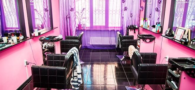 Салон красоты EVA, 2