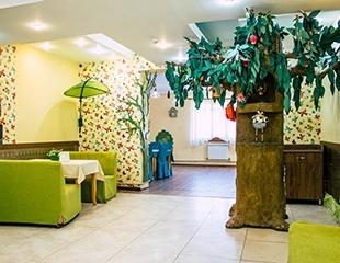 Подарите ребенку лучший день рождения! Проведение детских праздников со скидкой до 50% в детском кафе «Дорога детства»!