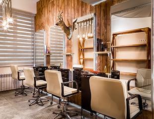 От создателей 7th Avenue и студии Lakshmi! Стрижка, укладка любой сложности, вечерняя прическа, а также ламинирование волос на территории красоты «Дядя Fёдор»!