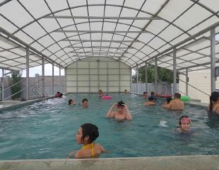Горячие источники на мартовские праздники! Тур 8 и 22 марта на Чунжинский горячий источник дома отдыха «Мираж» и «Люкс» со скидкой 43%!