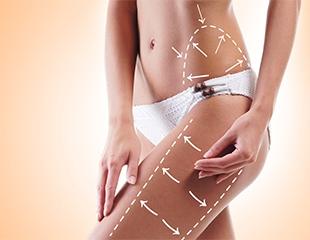 Кавитация + RF-лифтинг + вакуумный массаж в салоне красоты Эффект! Скидка до 60%