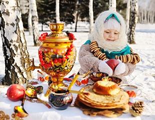 Празднование Масленицы на базе отдыха Weekend! Скидка 29%!