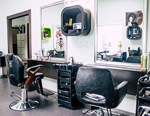 Стрижки, укладки, окрашивание, мелирование и другие услуги со скидкой до 70% в салоне красоты Chic!