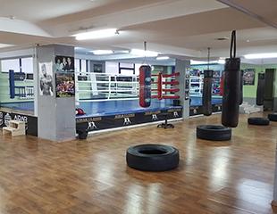 Занятия в секции бокса с профессионалами, а также бокс-фит для девушек со скидкой до 60% в клубе Aidar Classis!