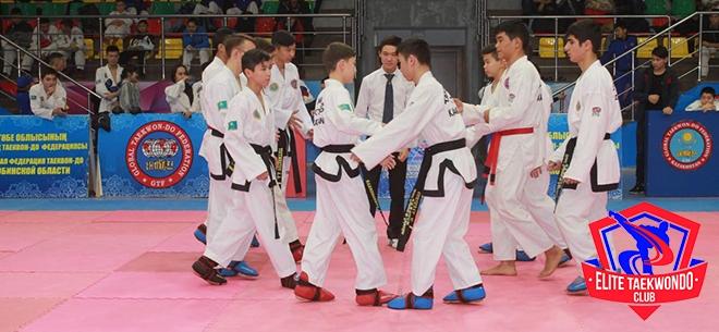 Taekwondo Elite Club, 5